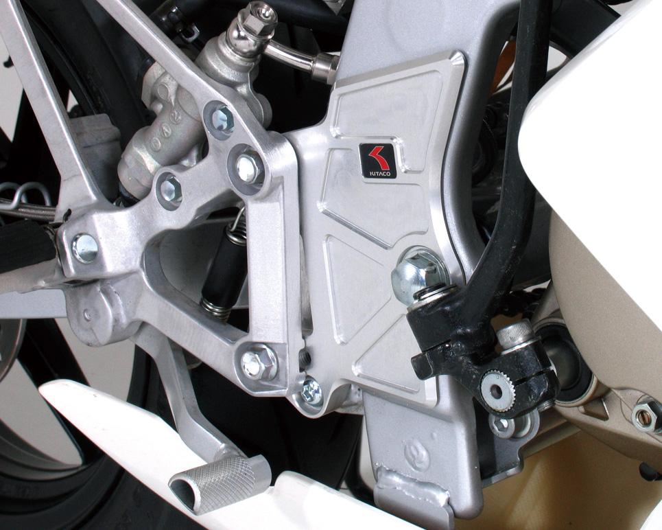 【KITACO】鋁合金腳踏固定座 - 「Webike-摩托百貨」