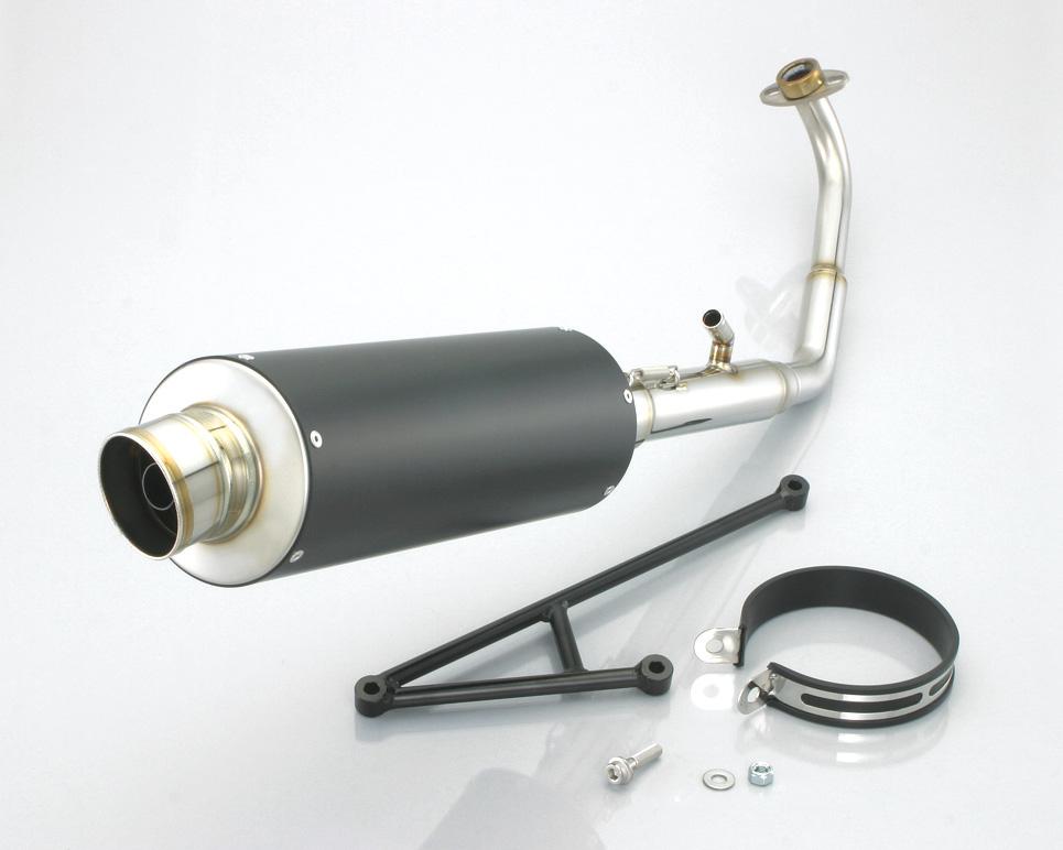 Execs 全段排氣管 Type 2