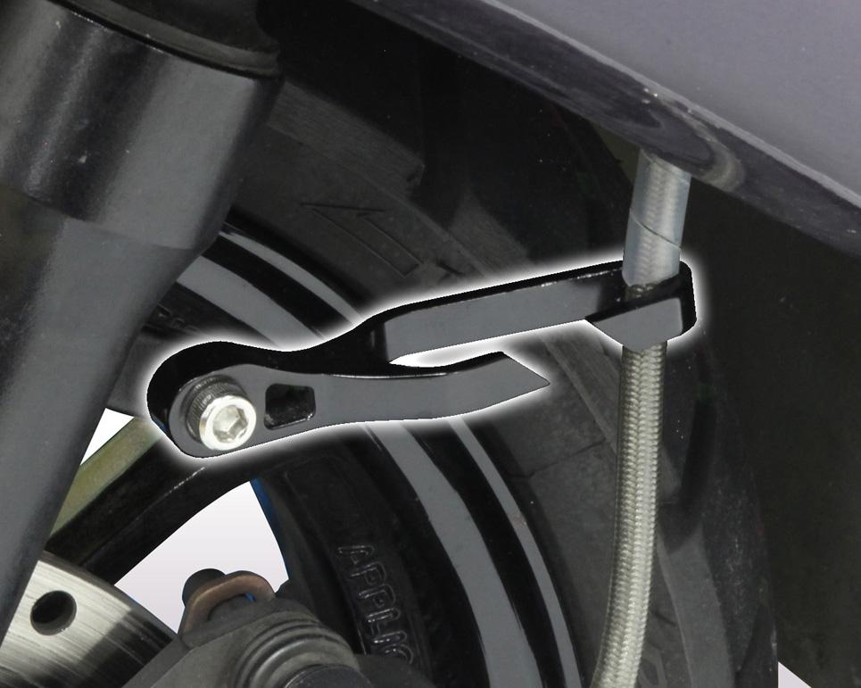 【KITACO】煞車油管支架 - 「Webike-摩托百貨」