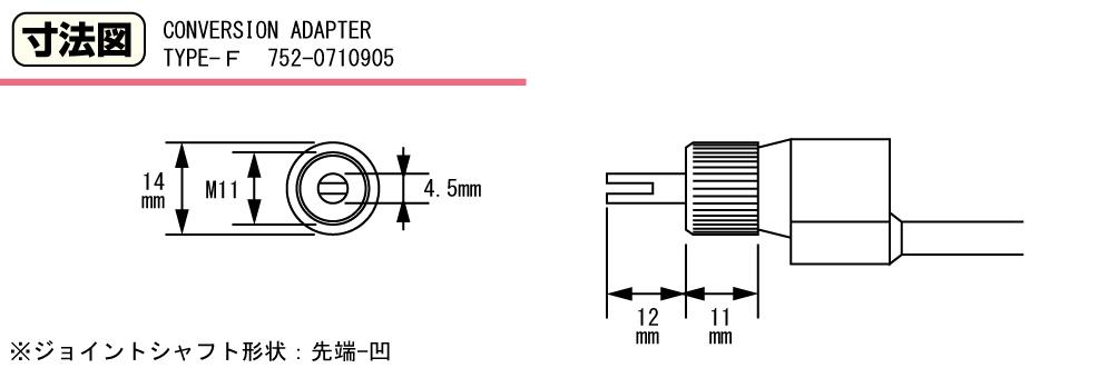 【KITACO】電子式速度錶用變換轉接頭(type F) - 「Webike-摩托百貨」