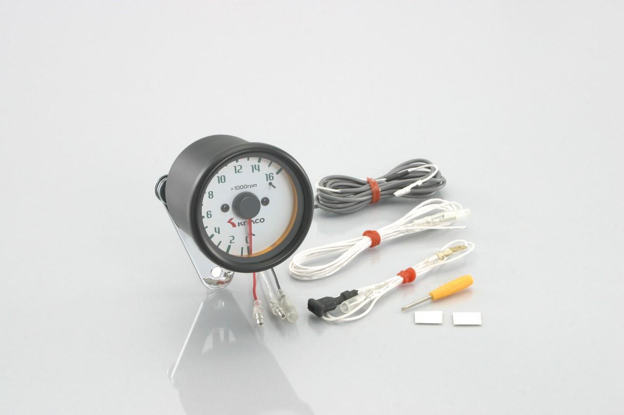 【KITACO】60φ轉速錶 - 「Webike-摩托百貨」