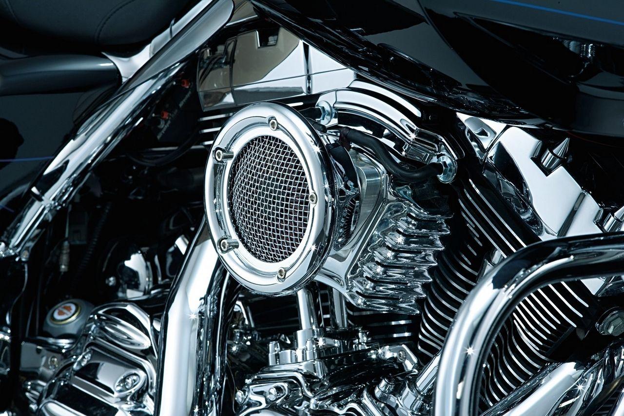 【KURYAKYN CRUSHER EXHAUST】SPORTSTER用 VELOCIRAPTOR 空氣濾清器  - 「Webike-摩托百貨」