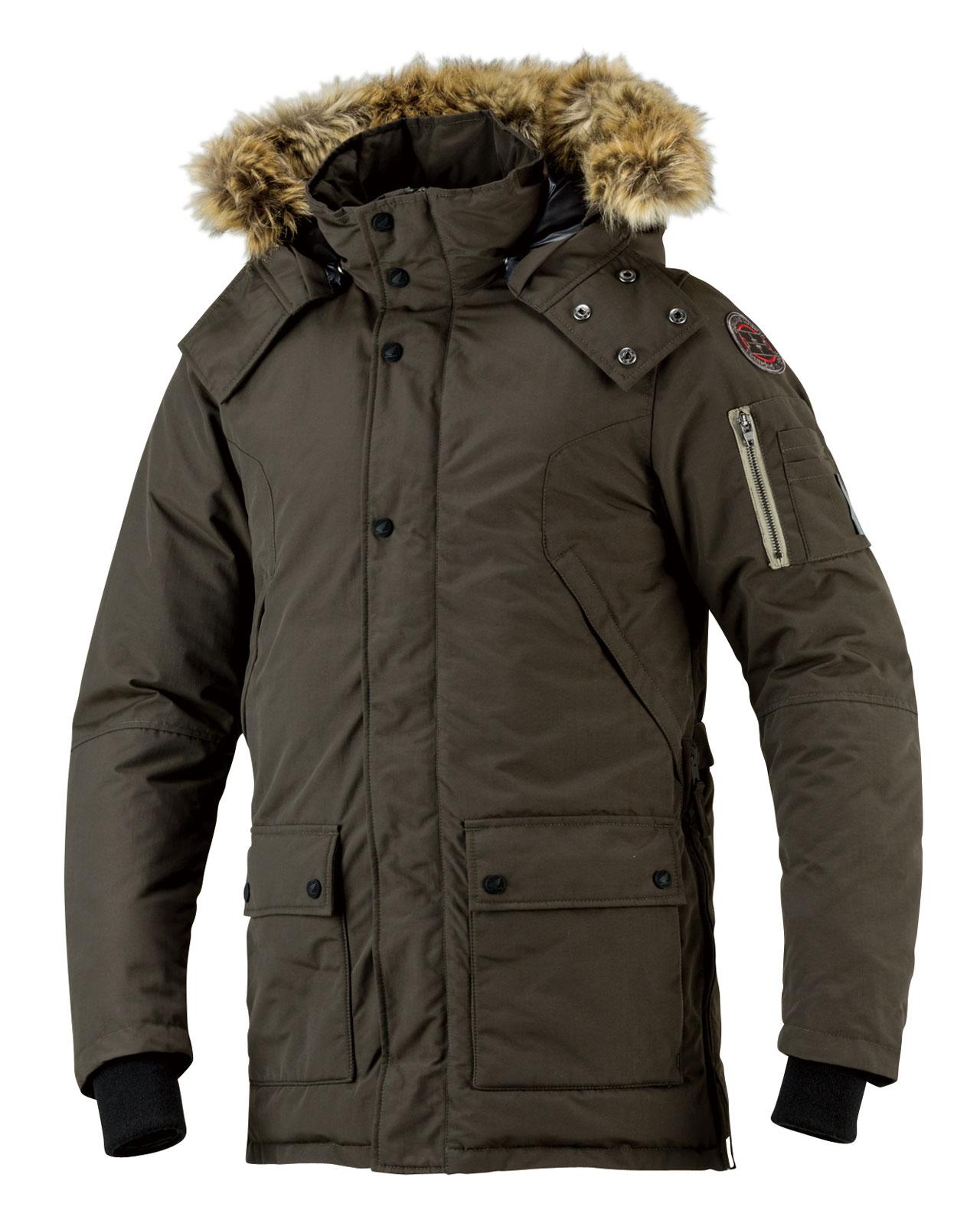 MOTO羽絨車衣防護外套