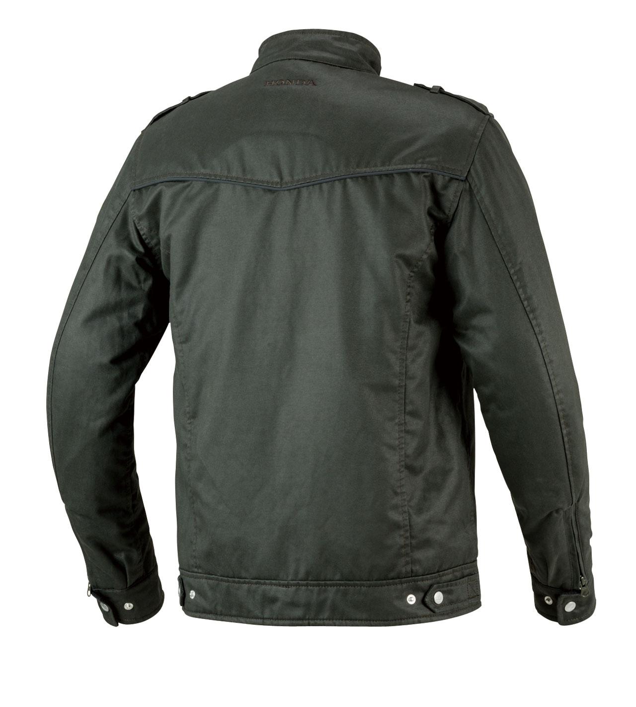 【HONDA RIDING GEAR】復古紡織外套 - 「Webike-摩托百貨」