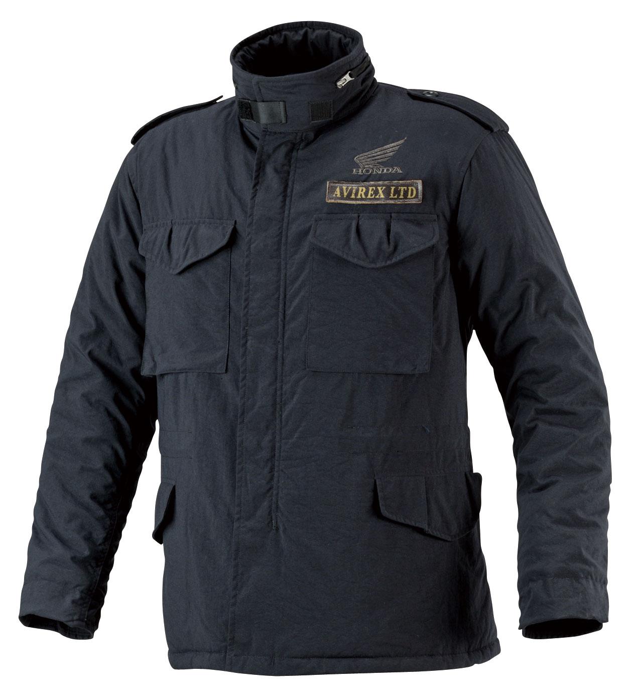【Honda×AVIREX】M-65 外套 外套