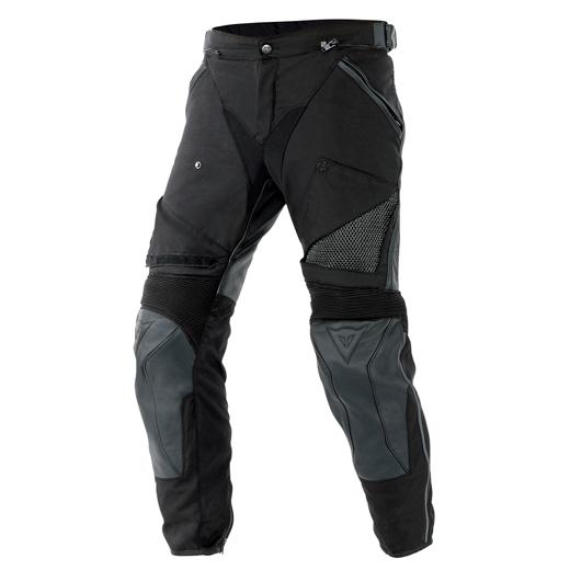 【DAINESE】HORIZON 皮革 Textile車褲