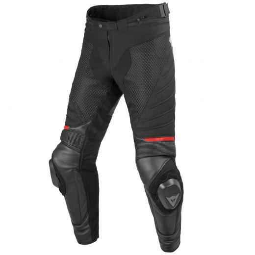 【DAINESE】AIR FRAZER D1 皮革紡織車褲