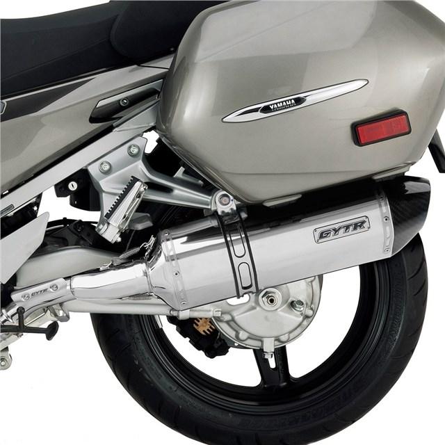 【US YAMAHA】GYTR(R) FJR1300(TM) 排氣管尾段
