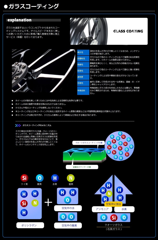 【GALE SPEED】鋁合金鍛造輪框[TYPE-R]