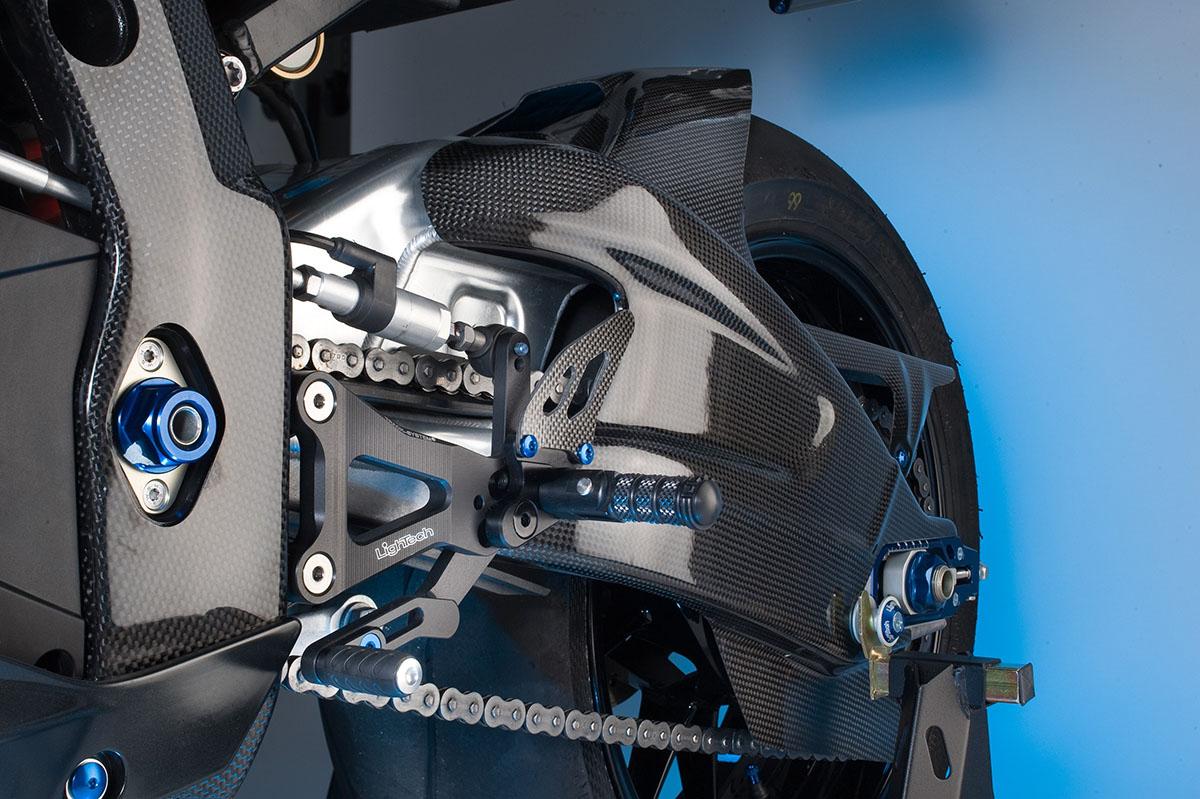【LighTech】碳纖維零件 SUZUKI用 Racing  空氣導管