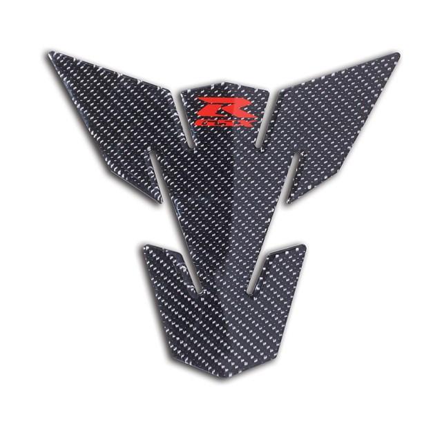【US SUZUKI】Gsx-R 碳纖維油箱保護貼
