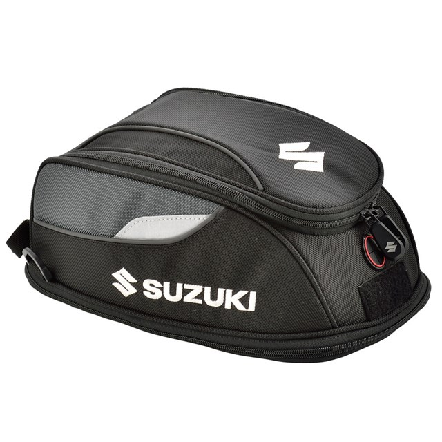 【US SUZUKI】小型固定環油箱包