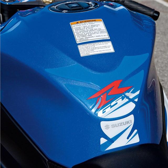 【US SUZUKI】Gsx-R 油箱保護貼