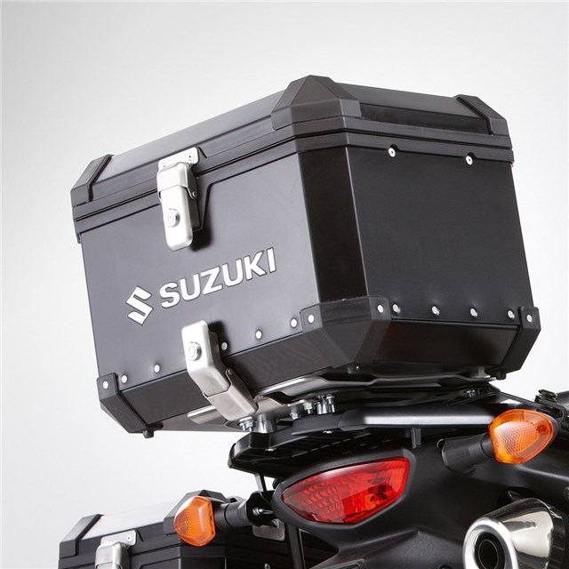 【US SUZUKI】鋁合金後行李箱