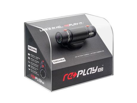 【MOTO禅】Replay XD1080Mini On-board攝像系統