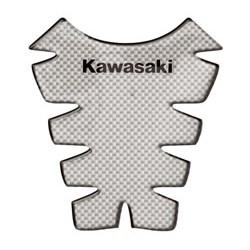 【US KAWASAKI】油箱保護貼/ 印刷碳纖維