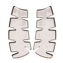 【US KAWASAKI】膝蓋保護墊/印刷碳纖維