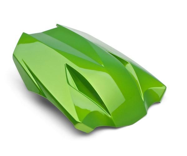 【US KAWASAKI】坐墊整流罩/ 糖果檸檬綠色/17P