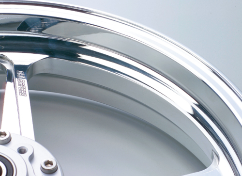 【GALE SPEED】鋁合金鍛造輪框 【TYPE-R】 前輪 - 「Webike-摩托百貨」