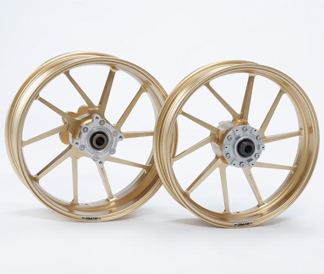 【GALE SPEED】鋁合金鍛造輪框 【TYPE-R】 後輪
