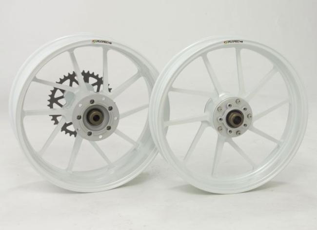 【GALE SPEED】鋁合金鍛造輪框 (TYPE-R)