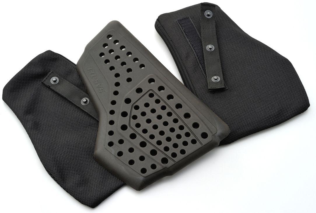 DAYTONAデイトナ/SAS-TEC 胸部プロテクター CP-2 BAG付き