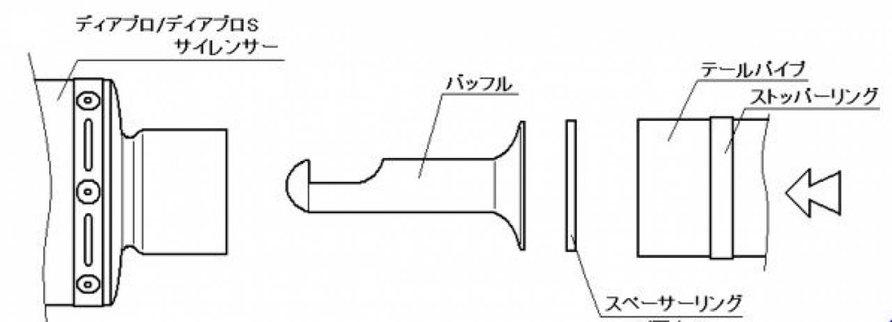 【K-FACTORY】內消音器 - 「Webike-摩托百貨」