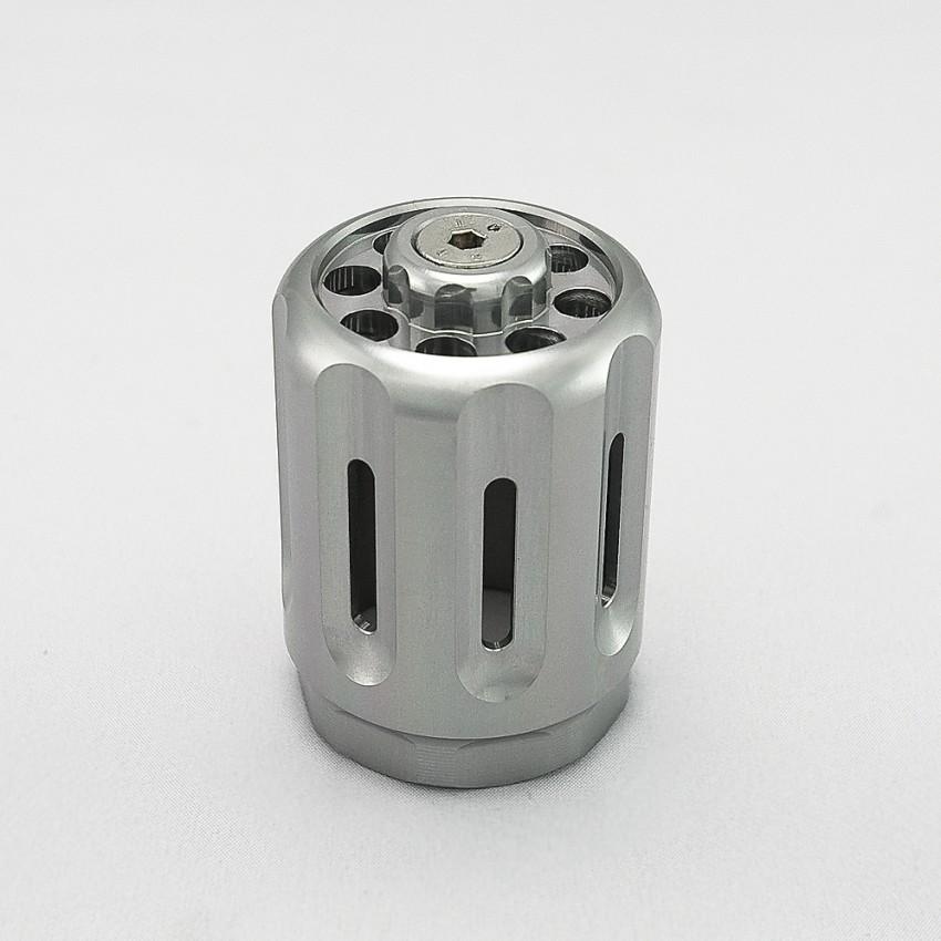 【K-FACTORY(K工廠)】OHLINS用 後避震預載調節器旋鈕蓋
