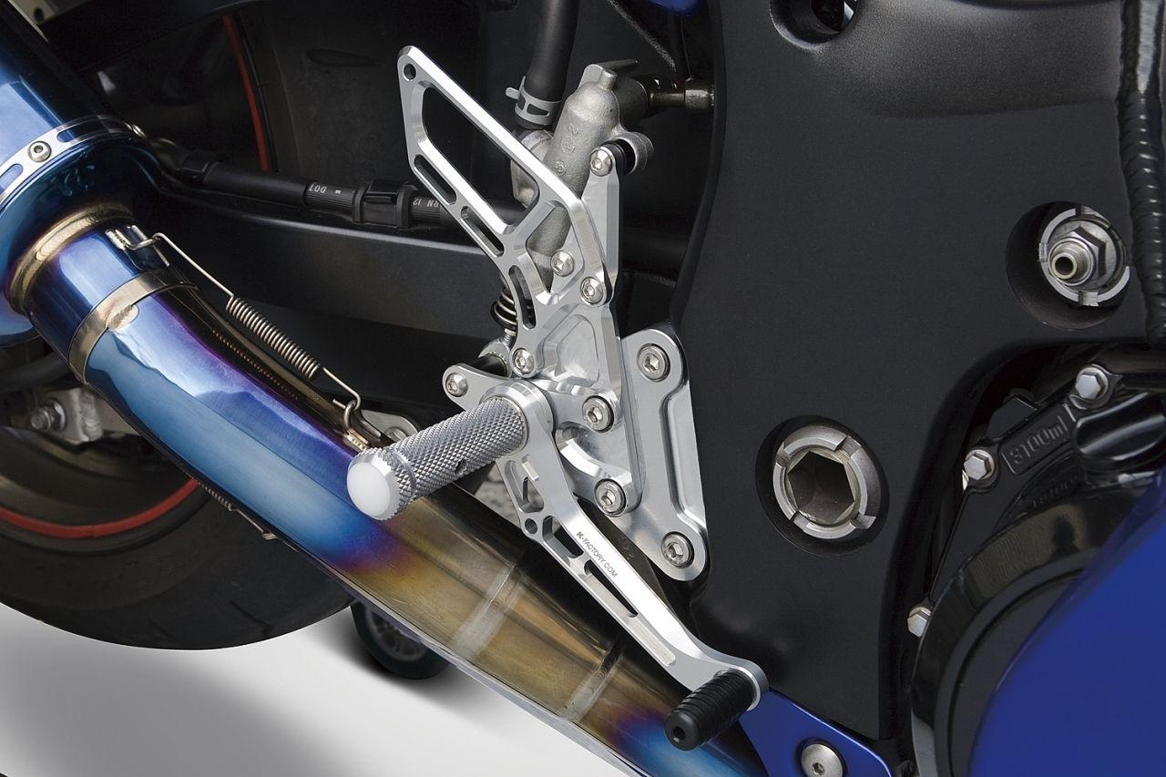 【K-FACTORY(K工廠)】競賽型腳踏後移