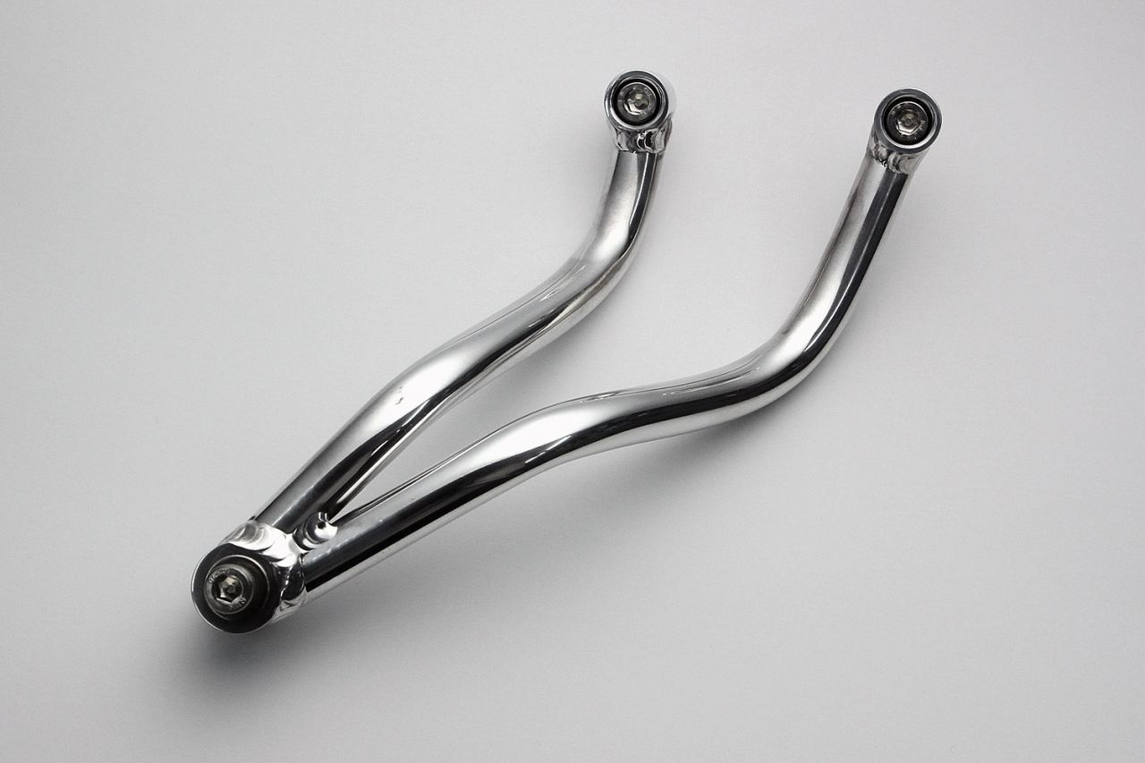 【K-FACTORY(K工廠)】鋁合金排氣管支架