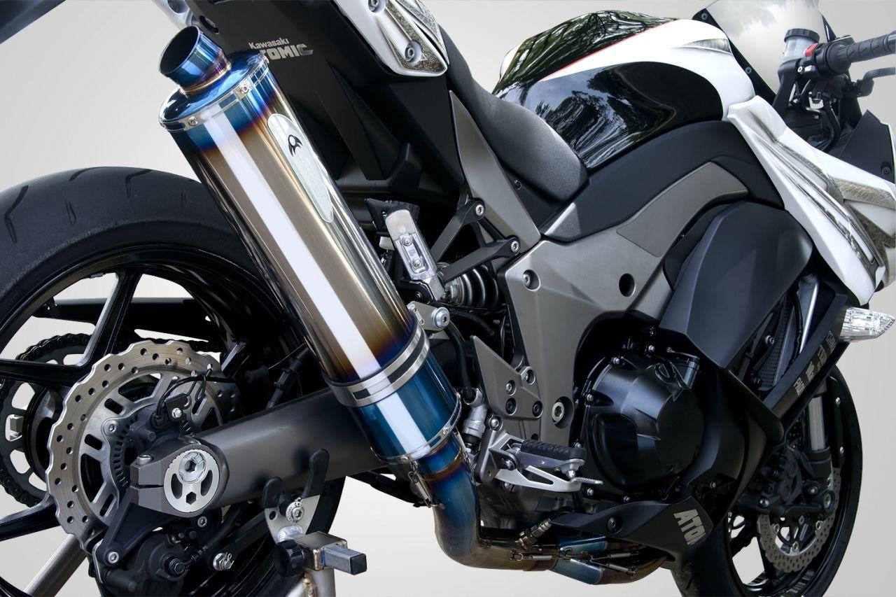 【K-FACTORY(K工廠)】FRC 4-1 全段排氣管 (SD)