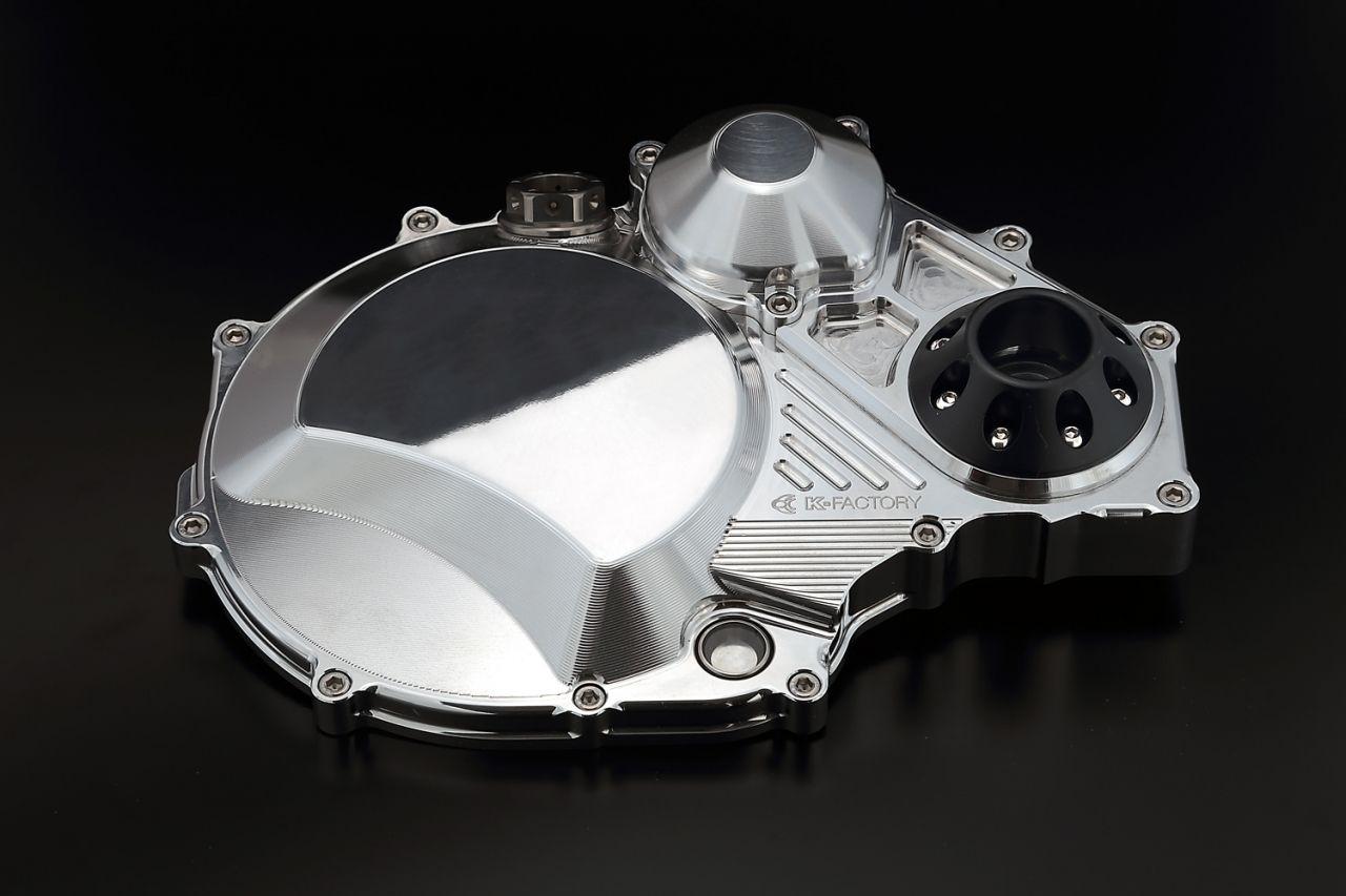 【K-FACTORY(K工廠)】離合器外蓋 TYPE 2 (附塑鋼型保護滑塊)