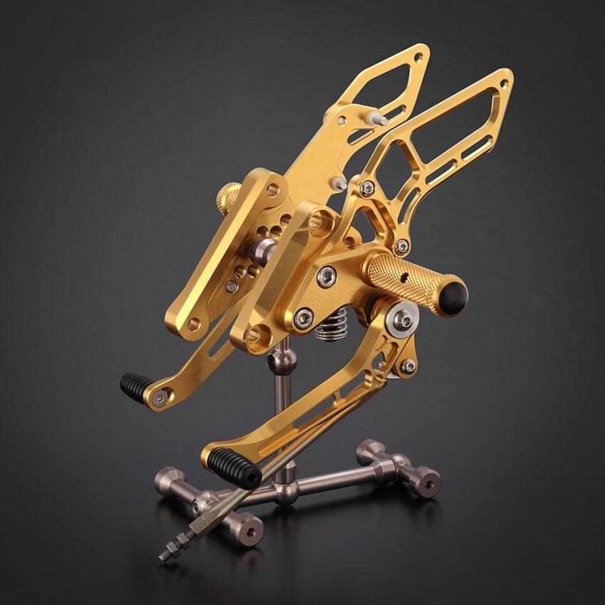 【K-FACTORY(K工廠)】腳踏後移套件