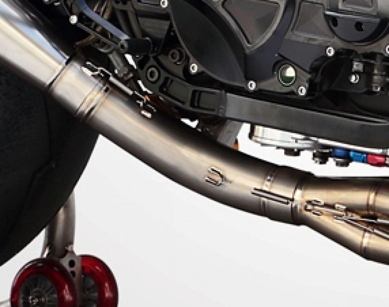 【K-FACTORY(K工廠)】Megaphone 消音器用排氣尾管