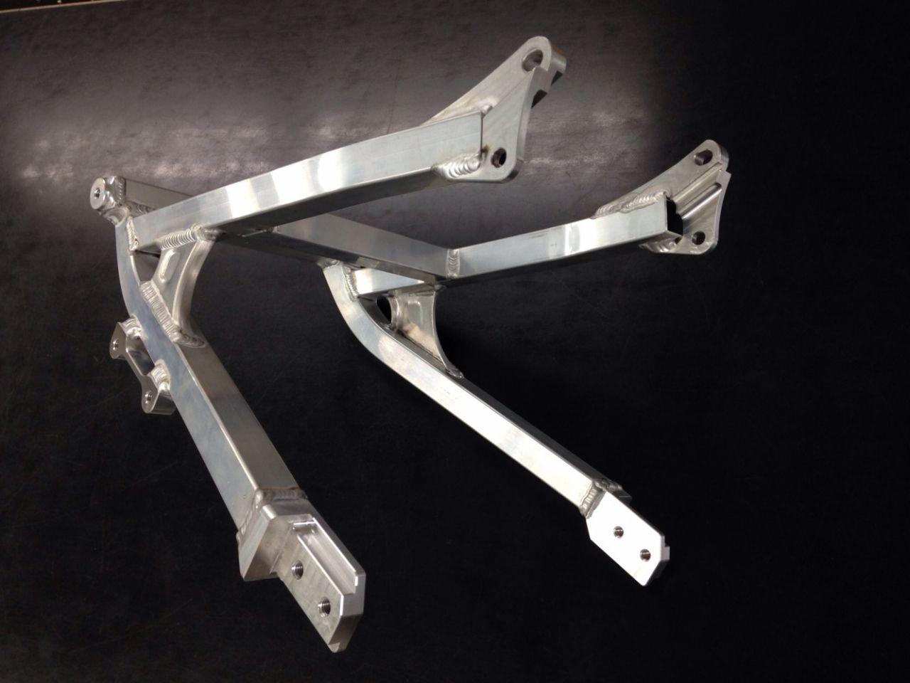 【K-FACTORY(K工廠)】競賽用鋁合金製坐墊導軌