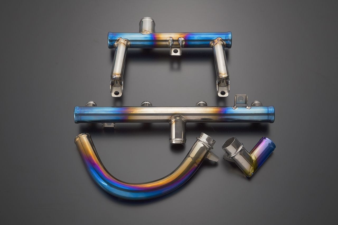 【K-FACTORY(K工廠)】鈦合金製水管組