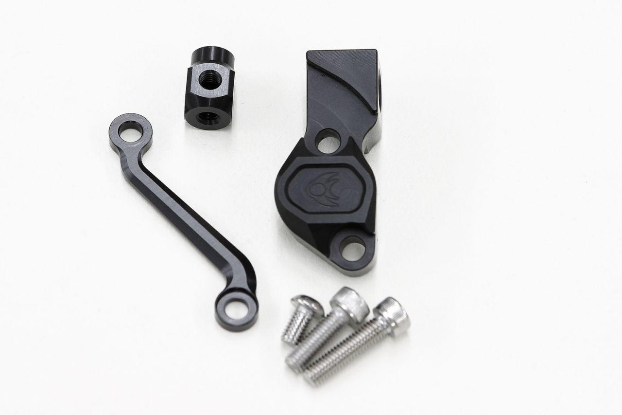 【K-FACTORY】Brembo用 主缸固定座 附後視鏡固定座 煞車側 - 「Webike-摩托百貨」