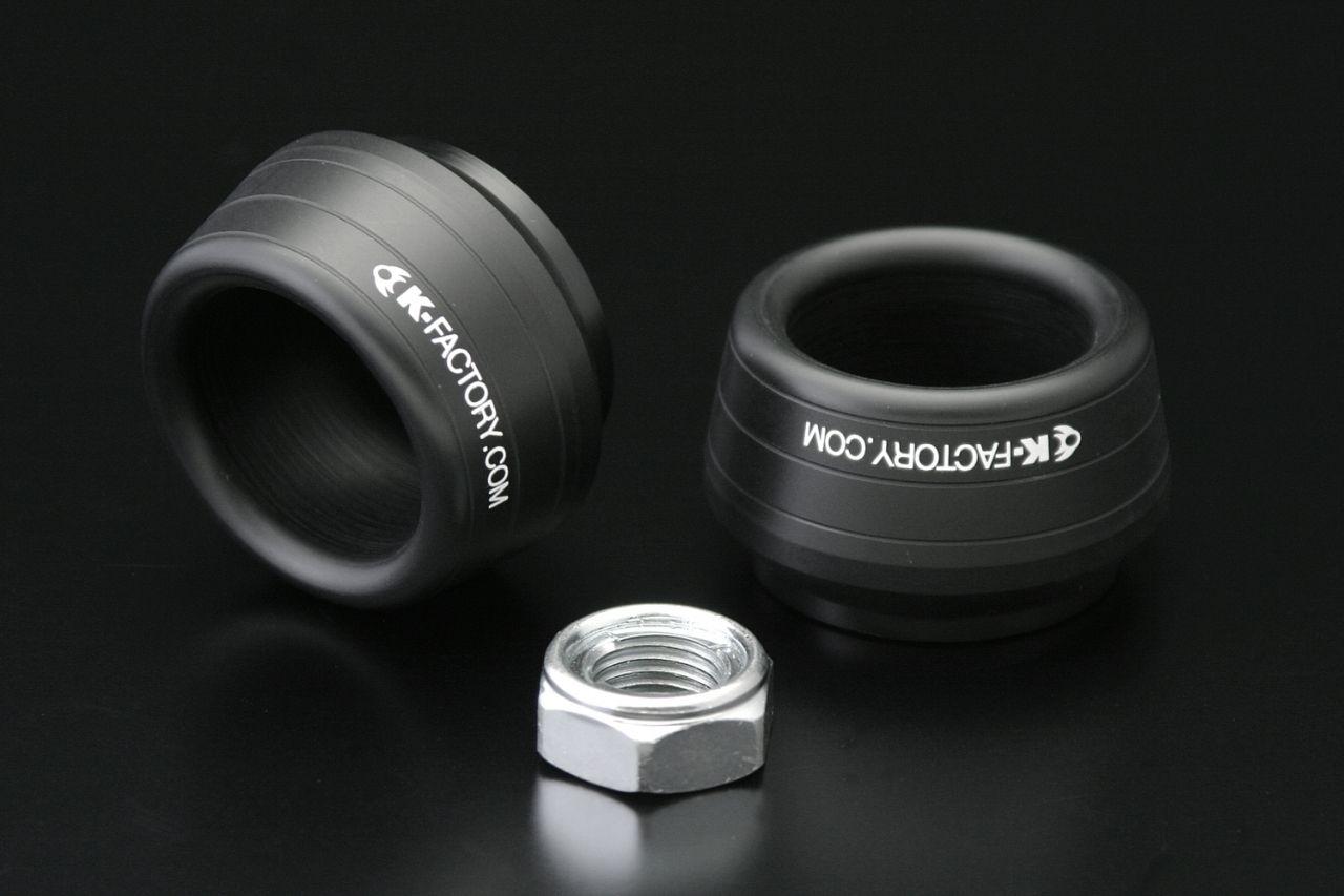 【K-FACTORY(K工廠)】Mini用前叉保護滑塊 (防倒球)