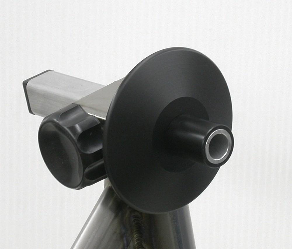 【K-FACTORY K工廠】鈦合金駐車架支撐器 / 插銷型