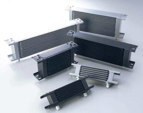 通用型直式機油冷卻器核心本體