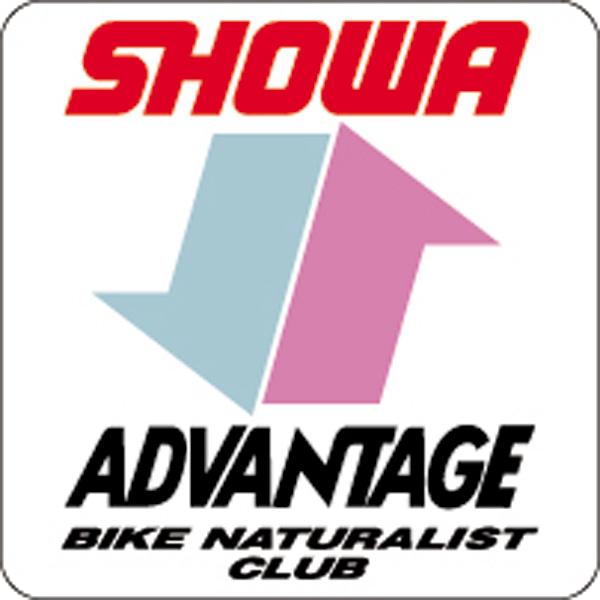 ADVANTAGE・SHOWA 貼紙(後懸吊用)