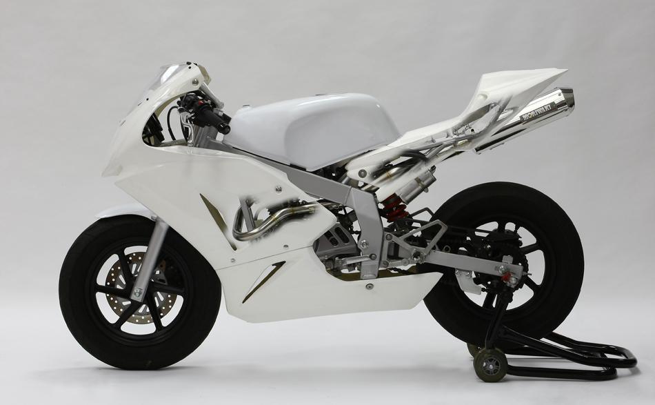 【MORIWAKI】全段排氣管 ZERO RACING [零 Racing ]