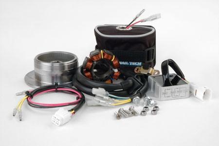 【TrailTech】70w 高出力DC定子套件(發電機)