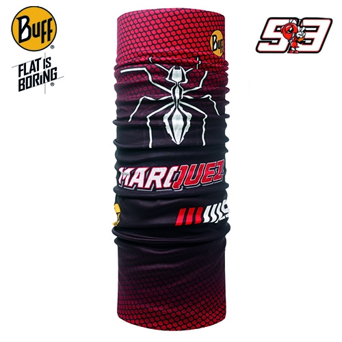 【Buff】Windproof   Buff×MARC MARQUEZ 多用頭巾/面罩