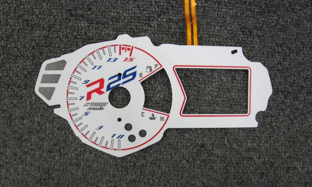 【ODAX】EL儀表板 Sports bike用