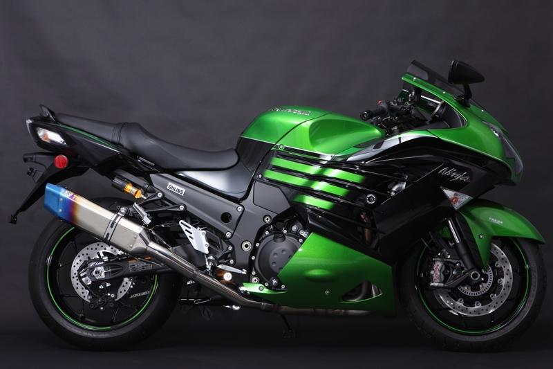 【TRICK STAR】Racing 雙出 Slip-on 排氣管尾段