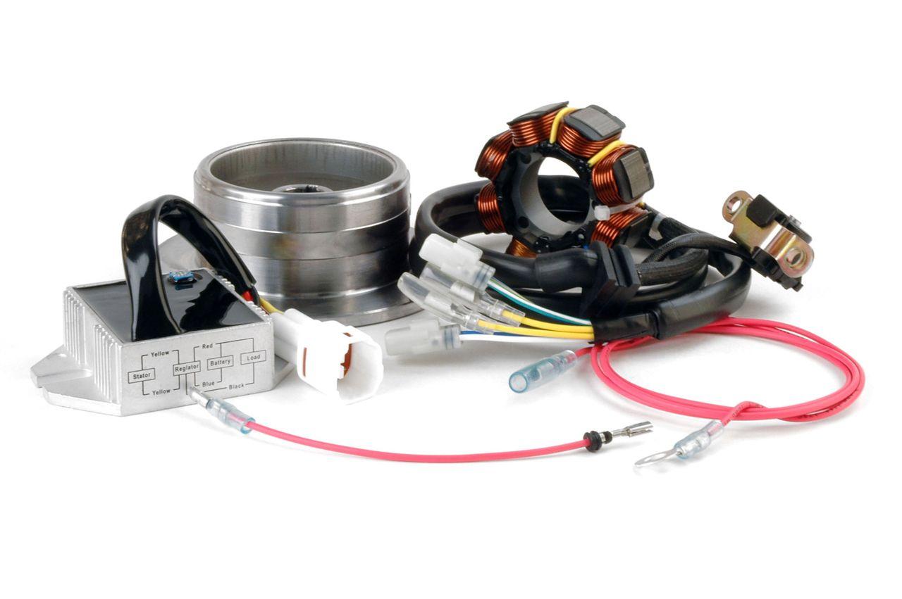 【TrailTech】90w 高出力DC定子套件 (發電機)