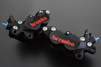 【brembo】 P4 30/34 40mm 煞車卡鉗「幻」 (左右組)