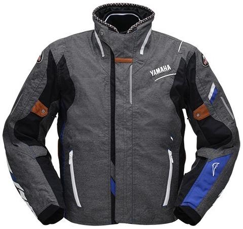 【YAMAHA(日本山葉)】YAF41-K Moto冬季運動外套