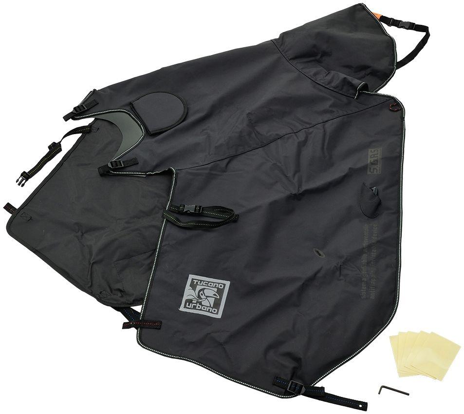 【DAYTONA】TUCANOURBANO 保暖護腿罩 R180